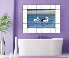 Tile decals Pelikan Water Tiles Tile images Stickers Bathroom Kitchen 8A260