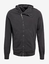 New DRKSHDW BY RICK OWENS Dark Dust Grey Bullet Hoodie RRP £450