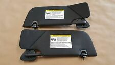 2007 2008 2009 Mustang GT500 Shelby Coupe Sun Visors Pair