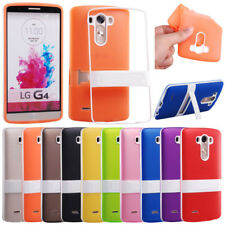 For LG G4 Luxury Gel TPU Rubber Matte Protective Case Cover Slim Fit