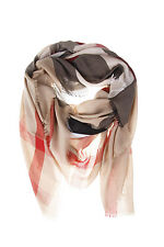 Burberry Scarf Scarves Foulard % MADE IN ITALY Man Beiges 4042051512310B-
