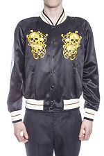 Alexander McQueen MCQ Jacket % MADE IN ITALY Man Blacks 449597QIZ600901-GOLD