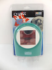 "Jumbo Square Paper Button Punch 2"" Marvy"
