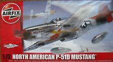 +++ NORTH AMERICAN P-51D 'MUSTANG' 1:72 SCALE KIT BY AIRFIX +++
