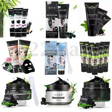Blackhead Remover Deep Cleansing Purifying Peel Off Black Mud Face Nose Mask