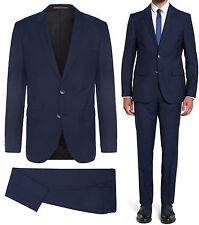 NWT HUGO Hugo Boss Red Label 2-button New Wool Luxurious Business Suit