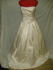 Maggie Sottero 2 pieces Chrystal beaded wedding dress ,,,SATIN IS IN!!!!