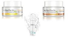 AVON NUTRA EFFECTS DAY/NIGHT CREAMS, FOAMING FACEWASH Normal to Combination Skin