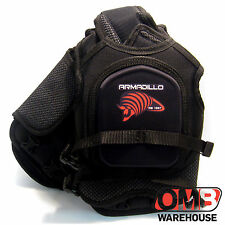 Team Valhalla Armadillo Rib Vest and Chest Protector - Go Kart Racing Gear