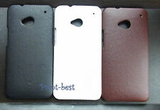 Fitted Stylish Designer Leather Hard Back Case Cover for Samsung/Sony au