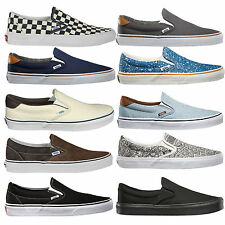 Vans Classic Slip On Men's Shoes Slip-On Shoes Casual Shoes Trainers NEW
