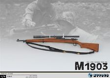 ZY Toys ZY2002 1:6 Scale M1903 Springfield Rifle WWII US Army Weapon Model