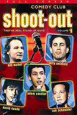 Comedy Club Shootout - Vol. 1 (DVD, 2006)