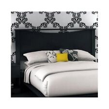 Queen Full Size Headboard Bed Contemporary Bedroom Furniture Modern Frame P Wood