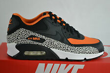 Nike Air Max 90 Safari Black GS Trainers Shoes Trainers shoe Size Selectable