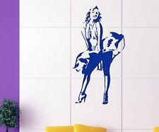 Marilyn Monroe Sticker Sex Symbol Filmstar Actress wall decal- 1T143_1