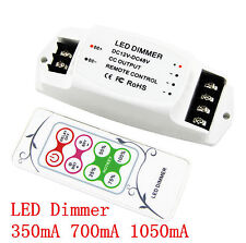 RF Remote Constant Current Controller LED intelligent dimmer Power loss memory