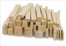 "1/8"" THICKNESS BALSA WOOD STRIPS 6"" - 36"" LENGTHS 1/2"" - 3/8"" WIDTHS MODELLING"