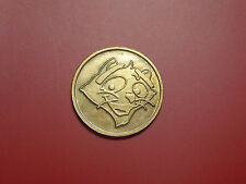 Cinemark Movie Theatre North and South America  Arcade Cat Animal Token