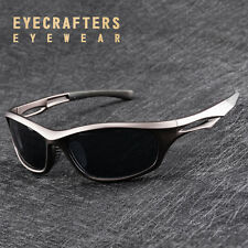 Polarized Sunglasses Mens Outdoor Sports Sunglasses Cycling Golf Fishing Goggles