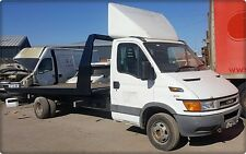 IVECO DAILY 2.8 125 BHP DIESEL 2004 FOR BREAKING OR SPARES