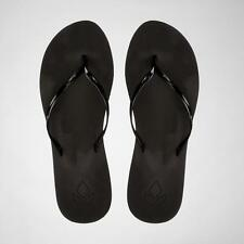 Reef Bliss Black Womens Flip Flops