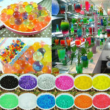 10 bags Magic Plant Growing Balls Crystal Mud Soil Water Beads Wedding Decor