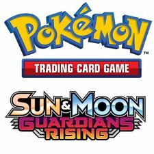 POKEMON SUN & MOON GUARDIANS RISING SECRET, ULTRA, PRIME HOLO, RARE & TRAINERS