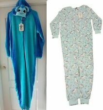 Mens Ladies All In One Despicable Me Minions Pikachu Onesy Sleepsuit Pokemon Eye