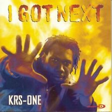 I Got Next by KRS-One (CD, May-1997, BMG (distributor))