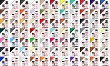 Angelus Acrylic Leather Paint 1 oz All Colors bottle Sneaker Head  Boot Shoes