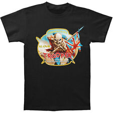 Iron Maiden Men's  Trooper Robinsons Beer T-shirt Black