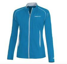 Babolat Ladies Tennis Jacket Turquoise Blue Size S or M New with tag