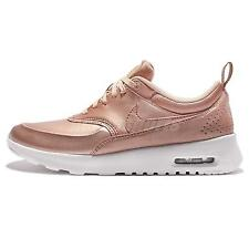 Wmns Nike Air Max Thea SE Metallic Red Bronze Womens Running Shoes 861674-902
