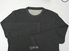 Club Room NEW Mens Long-sleeve Thermal Solid Tee T-shirt $39 4 To Choose From