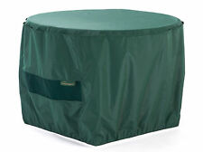 NEW Protection Outdoor Round Firepit Cover Fire Pit Covers Protect Weather