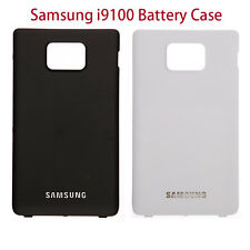 100% Genuine Samsung I9100 Galaxy S2 II Battery Back Cover Case Door Black&White