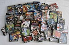 PLAYSTATION PS1 PS2 PS3 PS4 PAL PRE-OWNED VIDEO GAMES SELECTION - FREE UK POST