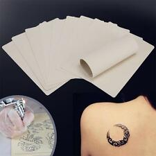 Tattoo Practice Skin Sheet Blank Plain for Tattoo Needle Machine Supply Kit DYL1
