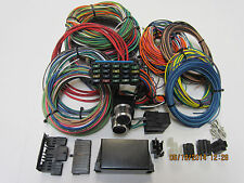 universal wiring harness 25 circuit 20 fuse universal wiring harness streetrod
