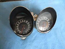 1969-1974 Corvette Speedometer & Tachometer Assemblies - Complete with Housings
