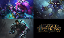 NA, EUW, & MORE League of Legends - Special Skin Codes