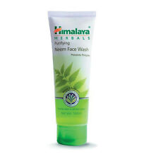 HIMALAYA HERBALS PURIFYING NEEM FACE WASH - prevents pimples - 50ml 100ml 150ml