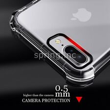 New For Apple iPhone 7 Transparent Crystal Clear Case Gel TPU Soft Cover Skin