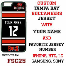 Custom TAMPA BAY BUCCANEERS phone Case Cover for iPhone 6 6 PLUS 5 5s 5c 4 4s