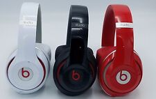 Beats by Dr Dre Studio 2.0 Wireless OverEar Headphone - Black, Red, White & Grey