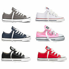 Converse Chuck Taylor All Star OX Toddler Chucks Baby shoes Trainers