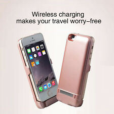 4200mah External Power Bank Battery Backup Charger Case Cover For iPhone 5 5S
