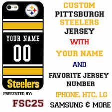 Pittsburgh Steelers NFL Phone Case Cover for iphone 7 iphone 6 iphone 5 ipod 5