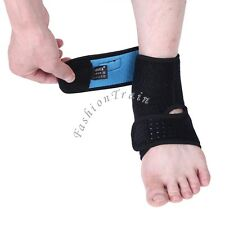 Ankle Support Foot Compression Strap Achilles Tendon Brace Sprain Protector New